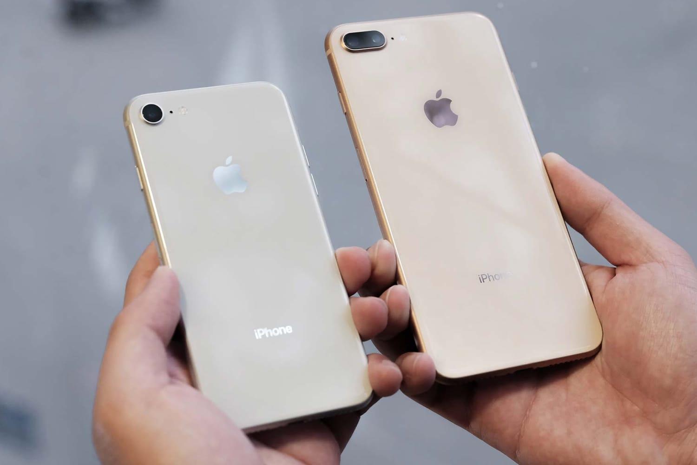 Последняя серия iPhone 8