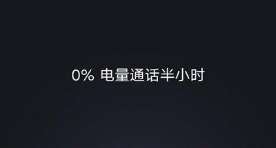 Lenovo Z5 будет работать даже при 0% зарядки