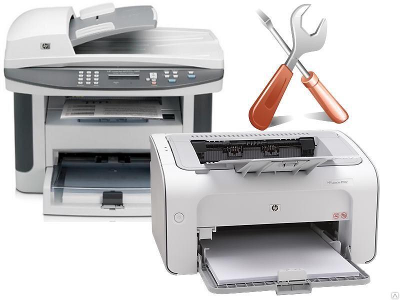 Качественный ремонт принтеров