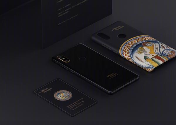 Выпущен эксклюзивный Xiaomi Mi Mix 2S Art Special Edition