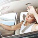 ТОП-5 правил безопасной езды на автомобиле в жару