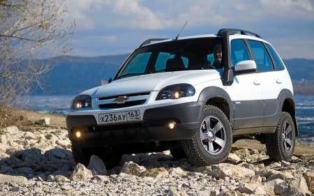 С 1 июля 2018 года GM-АвтоВАЗ повышает цены на внедорожник Chevrolet Niva