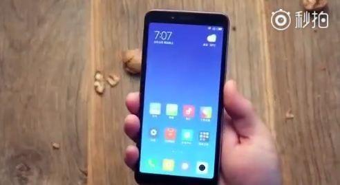 Xiaomi Redmi 6 уже успел пройти тест на прочность