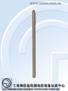 Изображения Xiaomi Mi Max 3 с сайта TENAA