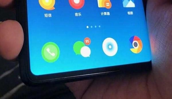 Xiaomi Mi Mix 3 впервые на фото