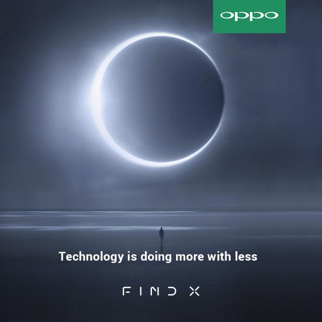 Oppo Find X будет обладать рекордной безрамочностью