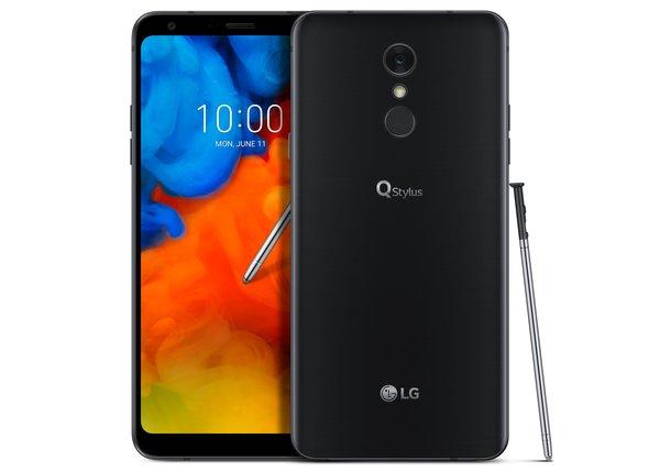 Представлена линейка LG Q Stylus: водозащищенные с поддержкой стилуса и Android Oreo