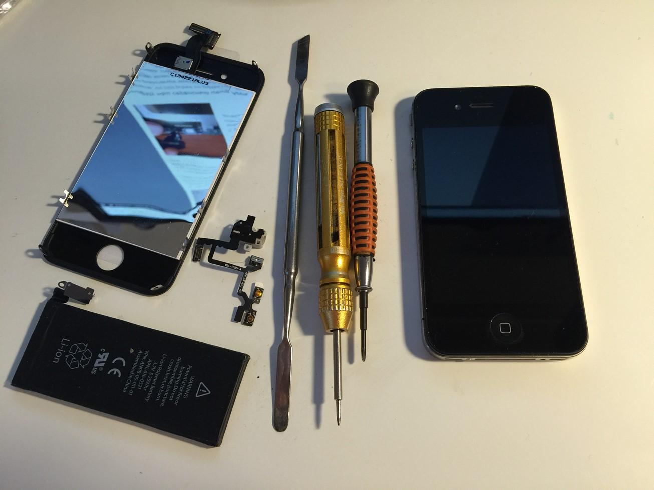 Профессиональный ремонт вашего iPhone