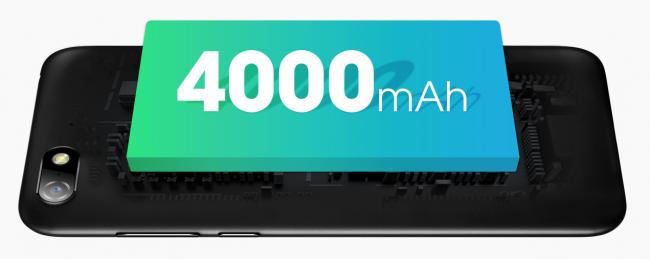 Lenovo A5: бюджетник с дисплеем 18:9 и аккумулятором на 4000 мАч
