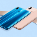 Huawei Nova 3 показали на промо-изображении