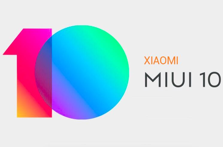 Глобальная версия MIUI 10 дебютирует 7 июня