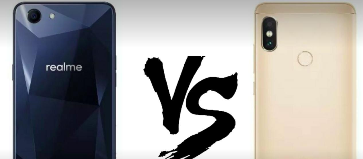 Тест скорости работы: Oppo Realme 1 против Xiaomi Redmi Note 5 Pro