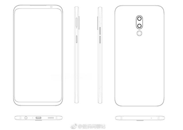 Meizu 16 предложит жестовое управление смартфоном