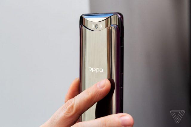 Oppo Find X получил 5-летнию гарантию на использование выдвижного модуля