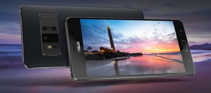 Представлен ASUS ZenFone Ares с чипом Snapdragon 821 и 8 Гб оперативки за 3
