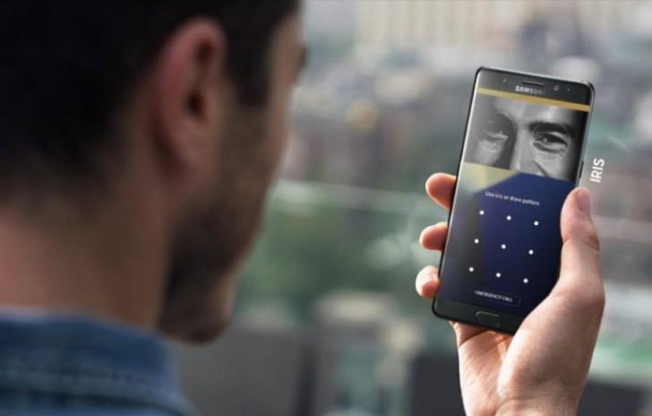 Samsung Galaxy S10 может лишиться сканера радужки глаза