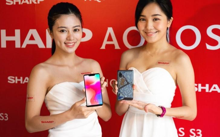 Sharp представила Aquos S3 High Edition: Snapdragon 660, беспроводная зарядка и вдвое больше памяти