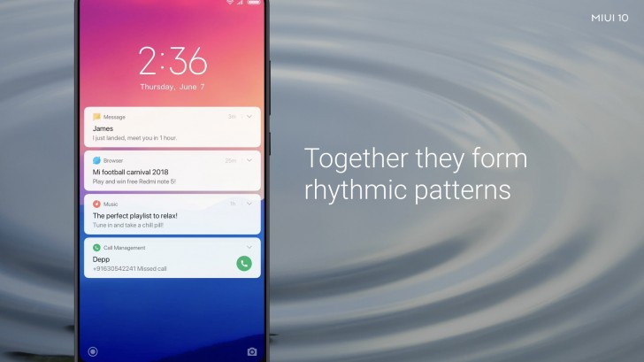 Xiaomi объявила о выходе MIUI 10 Global ROM Beta