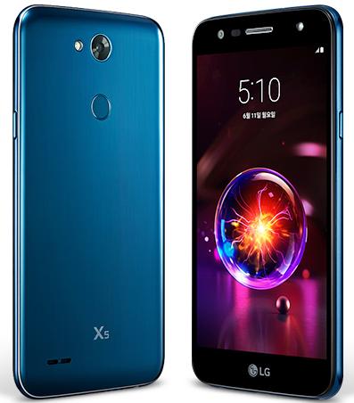 Представлен смартфон-долгожитель LG X5 (2018)