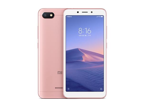 Представлен Xiaomi Redmi 6A: ультрабюджетка до 0 на MediaTek