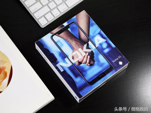 Представлен Nokia X5: чип Helio P60, двойная камера и ценник от $148