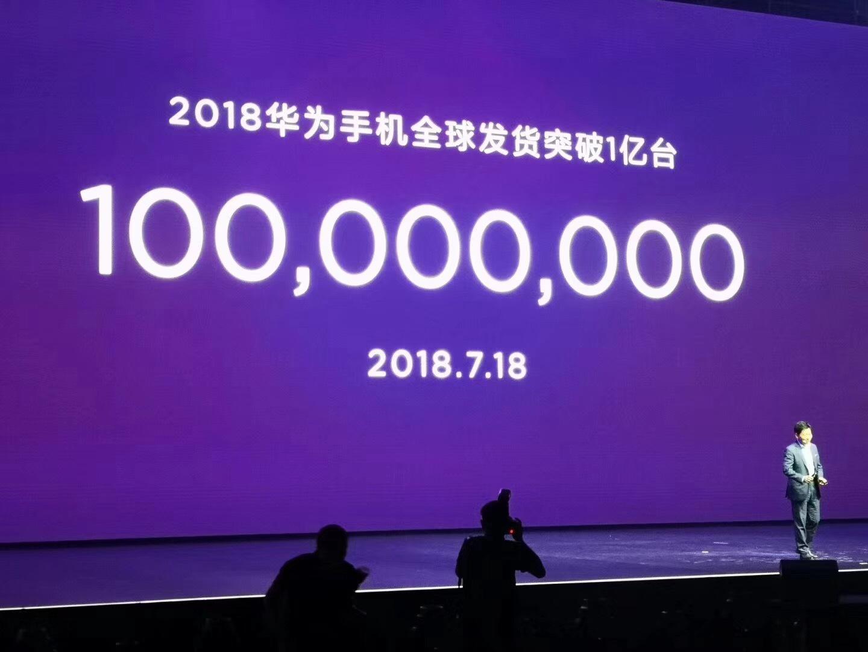 Huawei бьет собственные рекорды продаж смартфонов