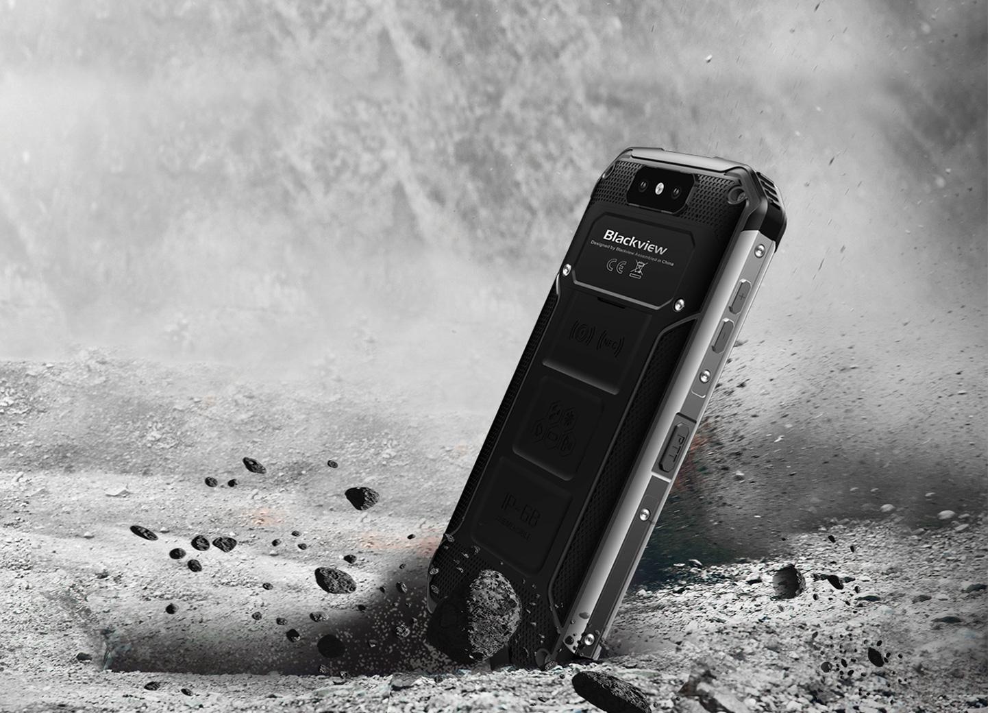 Blackview BV9500 Pro — максимально защищенный и выносливый мобильник