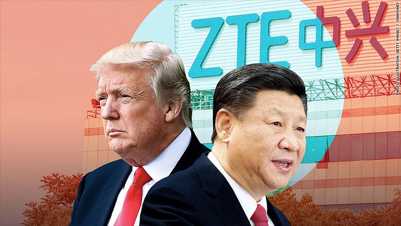 ZTE откупилась от санкций со стороны США и начинает новую жизнь