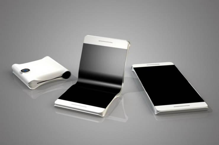Стали известны сроки выхода складного смартфона Huawei