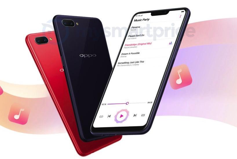 Характеристики OPPO A3s — очередной убийца Xiaomi Redmi Note 5? Ну-ну…