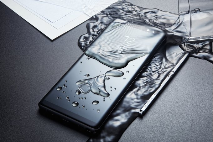 Samsung Galaxy Note 9 грядет. Качественный рендер флагмана