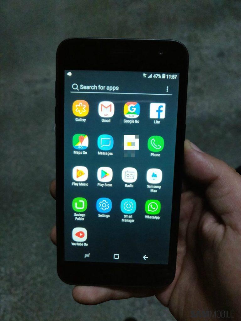 Android Go-смартфон от Samsung не получит стоковый Android