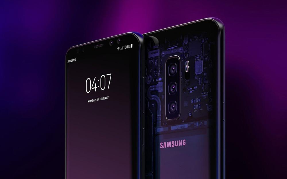 Samsung создала 10-нм чипы LPDDR5 DRAM для смартфонов с поддержкой 5G и AI