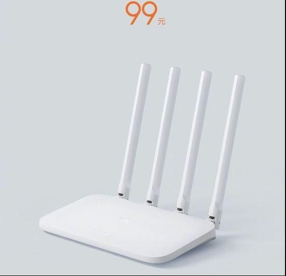 Компания Xiaomi и её новый роутер Mi Router 4C всего за 14$