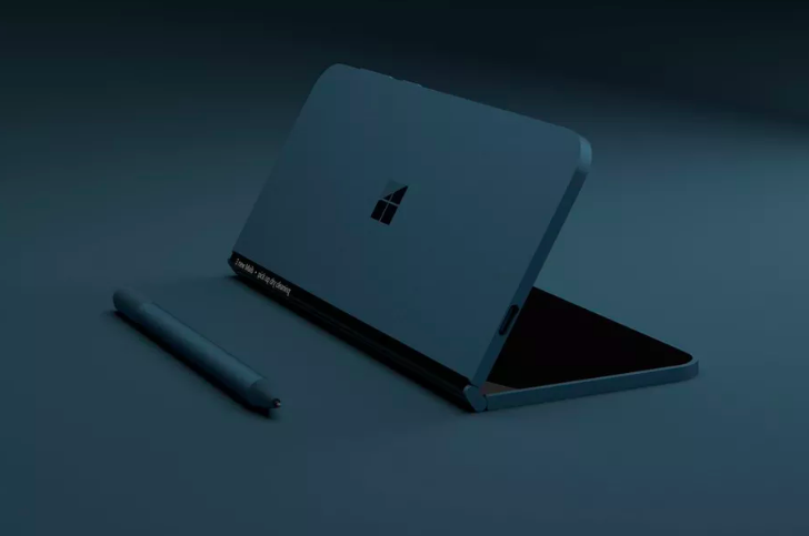 Micrtosoft все же готовит карманный Surface Phone и концепт устройства