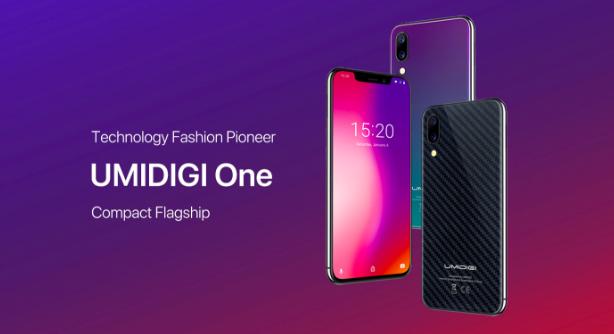 UMIDIGI One и One Pro: характеристики и цена