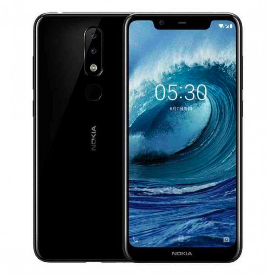 Nokia X5 или Nokia 5.1 Plus обещают чип Helio P60