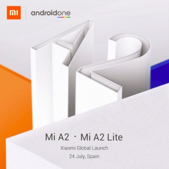 Сомнений нет: Xiaomi Mi A2 Lite дебютирует