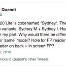 Huawei Mate 20 Lite может дебютировать в двух версиях