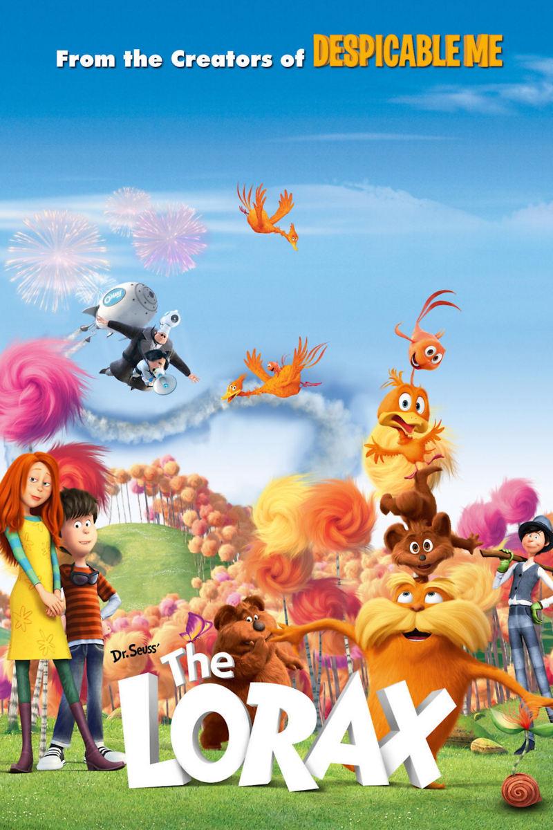 Лучший мультфильм 2012