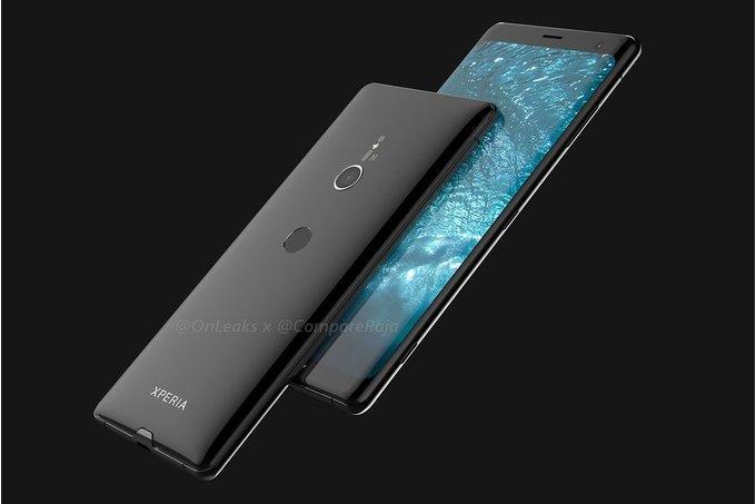 Флагманский CMOS-датчик Sony IMX586 установят в Xperia XZ3