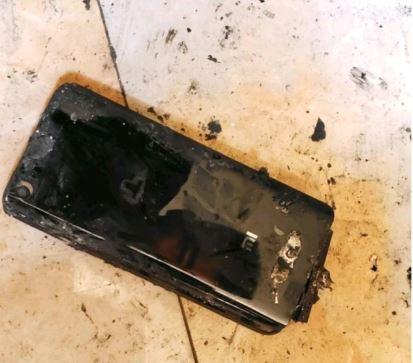 Xiaomi Mi5 совершил акт самосожжения