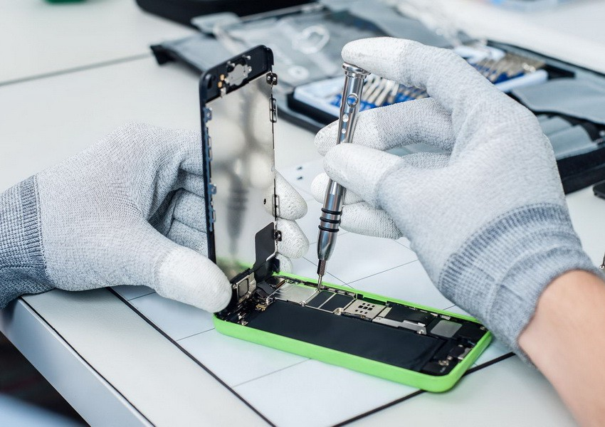 Качественный ремонт iPhone в Уфе