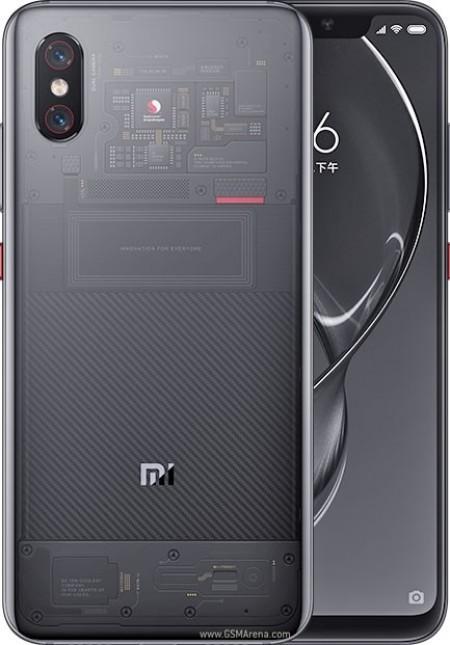 Xiaomi Mi 8 Explorer Edition поступит в продажу в нескольких конфигурациях памяти