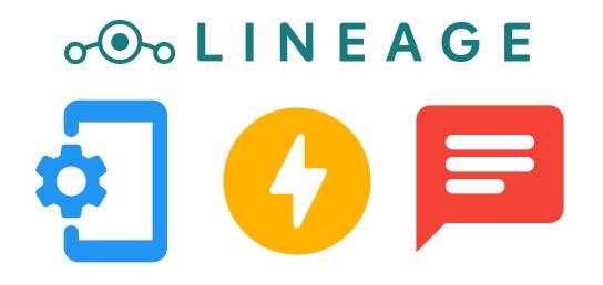 Обновления LineageOS и совершенно новый Recovery взамен TWRP