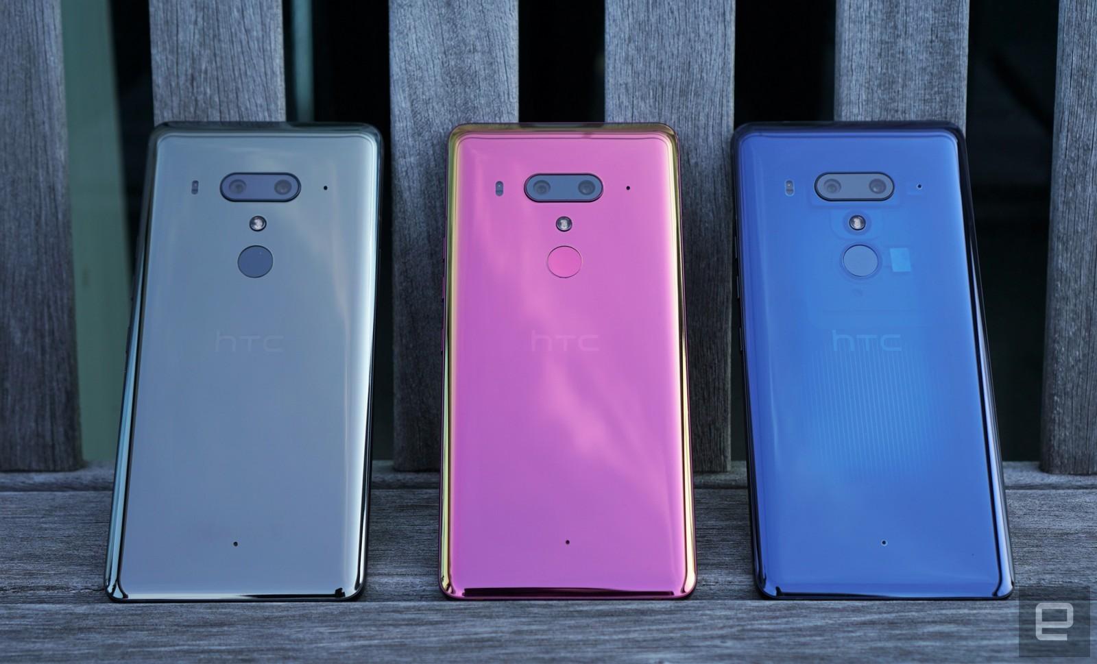 HTC U12+ по прочности не лучший флагман