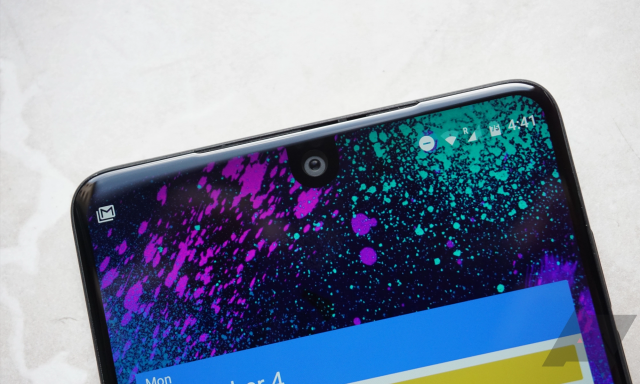Huawei готовит альтернативу «моноброви»