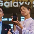 Слух: Samsung объединит в одну линейку смартфоны серий Galaxy Note и Galaxy S+