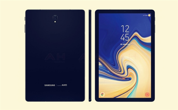 Samsung Galaxy Tab S4 показали на видео