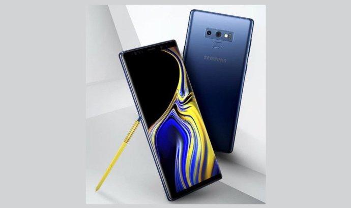 Изображение Samsung Galaxy Note 9 от Эвана Бласса